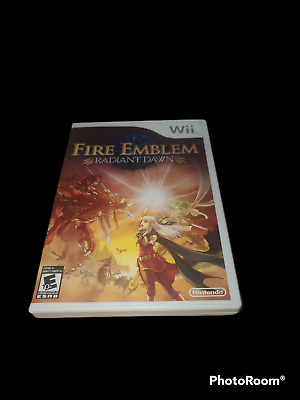 £102.06 • Buy Fire Emblem Radiant Dawn (Nintendo Wii) Authentic - Complete CiB - Tested