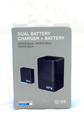AU69 • Buy GoPro Dual Battery Charger + Battery - BRAND NEW