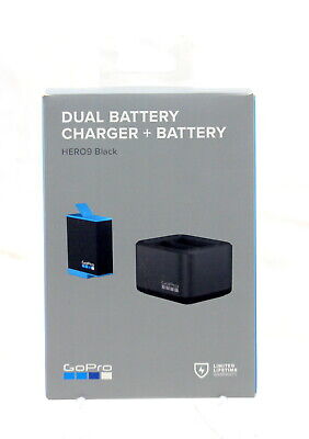 AU79 • Buy GoPro HERO9 Battery Charger + Battery - BRAND NEW SEALED