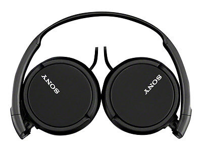 £12.99 • Buy Sony MDR-ZX110 Stereo / Monitor Over-Head Headphones Black
