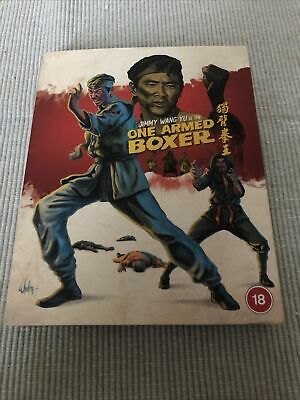 £4 • Buy One Armed Boxer Limited Edition (With Slipcase,Booklet + Poster) Blu-Ray