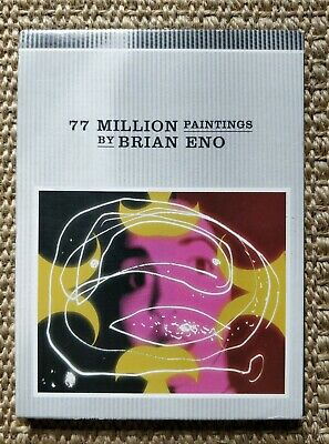 £25 • Buy 77 MILLION PAINTINGS BY BRIAN ENO DVD LIMITED EDITION 7,968 Of 10000