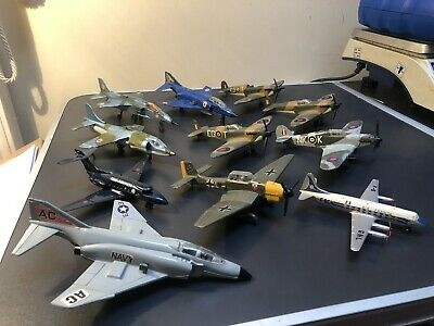 £41 • Buy Job Lot Of 11 Dinky Planes For Spares Or Repair
