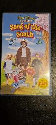 £7.50 • Buy Walt Disney Classic SONG OF THE SOUTH Vhs RARE (PAL)