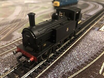 """£25 • Buy Hornby """"oo"""" 68478 Br Black Locomotive Dcc Fitted Non Runner Spares/repair No Box"""
