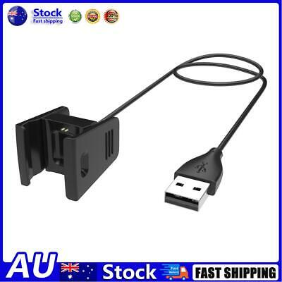 AU9.09 • Buy AU USB Charging Cable Standard Wall Car Charger Cable For Fitbit Charge 2