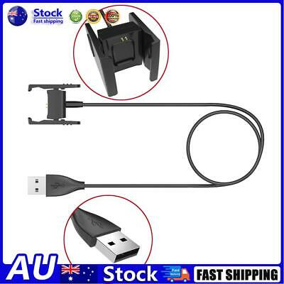 AU9.19 • Buy AU USB Charging Cable Standard Charger Cable For Fitbit Charge 2