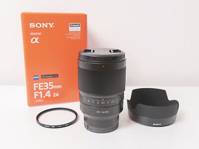 AU1425 • Buy Sony FE 35mm F1.4 Zeiss Distagon T* Full-frame Lens ~Excellent Condition
