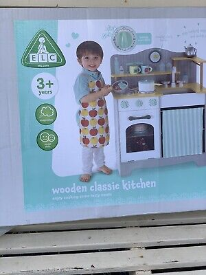 £25 • Buy ELC Wooden Classic Kitchen Brand New In Box