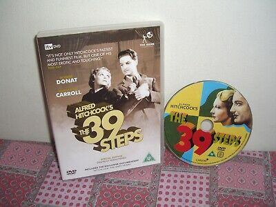 £2.99 • Buy The 39 Steps DVD Special Edition Digitally Remastered Robert Donat Hitchcock