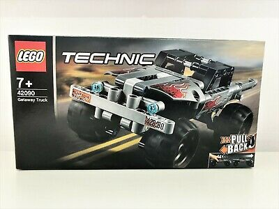 £15.99 • Buy LEGO 42090 Technic Getaway Truck Set With Pullback Motor For Ages 7+