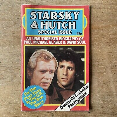 £4.99 • Buy Starsky And Hutch Magazine Special Issue