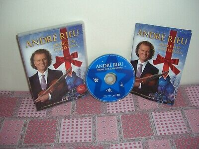£4.99 • Buy Andre Rieu Home For Christmas DVD With Booklet