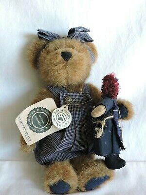£8.70 • Buy Sally Quignapple And Annie By Boyds Bears Archive Collection With Tags