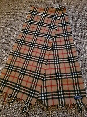 £31 • Buy Burberry  Scarf 100% Cashmere