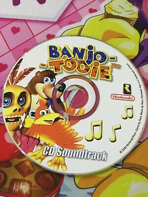 £14.86 • Buy Video Game Music Cd: (banjo-tooie By Nintendo) (music Cd-disk Only)