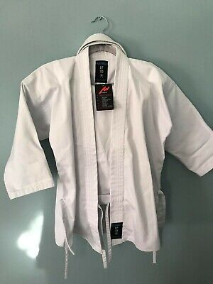 £0.99 • Buy Karate Gi Play Well - Brand New With Tags - Age 8 / 9 , 130 - 100 Percent Cotton