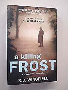 £4.27 • Buy A Killing Frost, Wingfield, R. D., Used; Acceptable Book