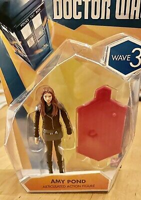 £7.23 • Buy Doctor Who AMY POND Action Figure Jean Skirt