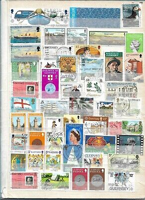 £0.99 • Buy Guernsey. 50 Different Used.