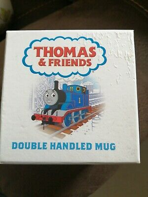 £10 • Buy Portmeirion Collectors Thomas The Tank Engine Double Handled Mug In Box No Tags.