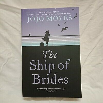 AU25 • Buy The Ship Of Brides By Jojo Moyes (Paperback, 2013 Edition)