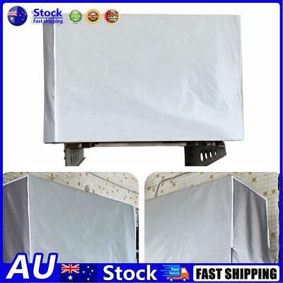 AU16.14 • Buy AU Outdoor Air Conditioner Cover Anti-Dust Waterproof Sunproof Cover (3p)
