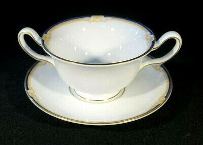 £58.71 • Buy Beautiful Wedgwood Cavendish Cream Soup Bowl And Saucer