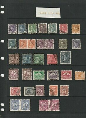 £20 • Buy Iraq 1918-1958 Mint & Used .including Overprints  4 Scans , as Shown