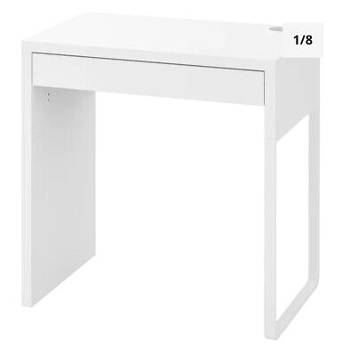 £30 • Buy Ikea Micke White Desk With Drawer