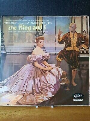 £2.50 • Buy Rodgers And Hammerstein's The King And I LCT 6108 12  Vinyl LP 1956 FREE UK P&P
