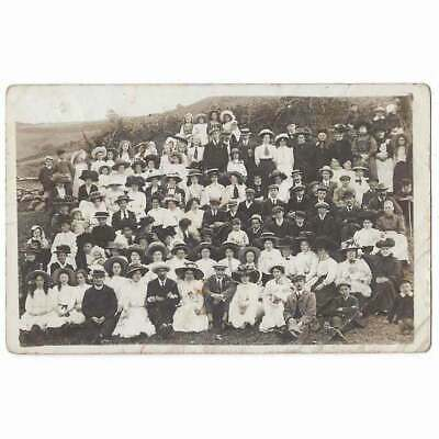 £14.95 • Buy ST DOGMAELS Church Outing, Pembrokeshire RP Postcard Postally Used 1910