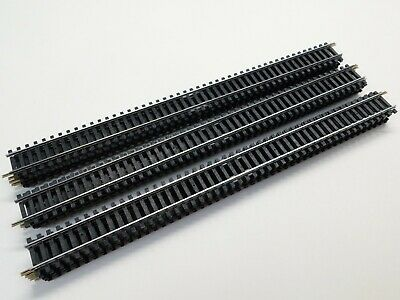 £3.62 • Buy OO Gauge - Hornby - Lot Of (15) Pieces Of R.601 Straight Model Railroad Track