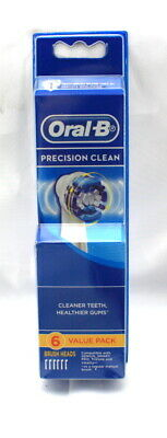 AU19 • Buy Oral B Power Toothbrush Precision Clean 6 Pack - BRAND NEW SEALED