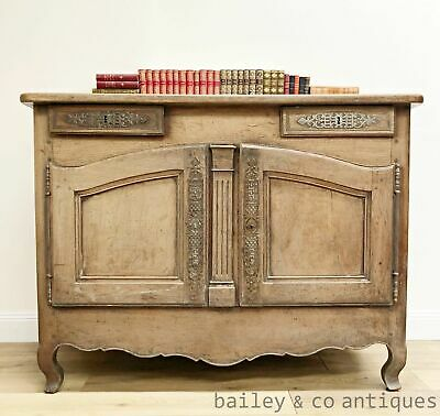 AU2275 • Buy Antique French Large Buffet Sideboard Magnificent Early 18th C - SF118