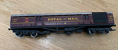 £5.99 • Buy Hornby R412 LMS  Royal Mail TPO Coach No.30250 - OO Gauge