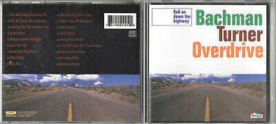 £2.99 • Buy Bachman Turner Overdrive  (bto) / Roll On Down The Highway / 1994 Cd Album