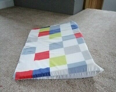 £7 • Buy Baby Reflux Pillow Wedge. Kept In Case & Under Mattress...foam Colour Is Natural