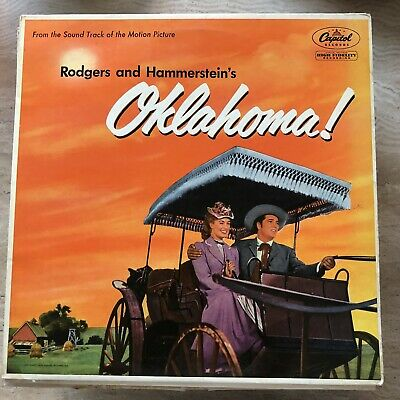 £0.99 • Buy Rodgers And Hammerstein Oklahoma
