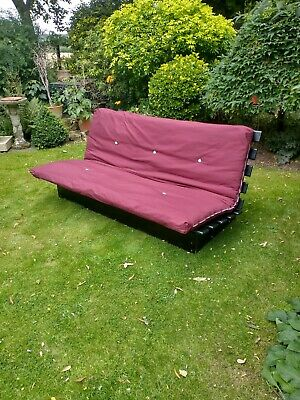 £150 • Buy 3/4 Seater Futon Company Sofa Bed With Storage Area