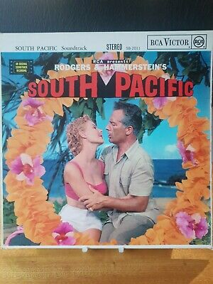 £2.50 • Buy Rodgers And Hammerstein - South Pacific - 1958 Vinyl LP - RCA SB.2011