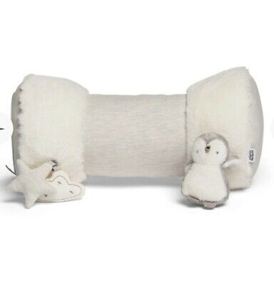 £8 • Buy Mamas & Papas Tummy Time Pillow, Baby Pillow, Roll, Soft - Wish Upon A Cloud