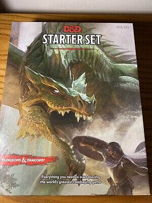 £10.84 • Buy Dungeons And Dragons Starter Set Roleplaying Fantasy RPG Tabletop DnD DD D & D