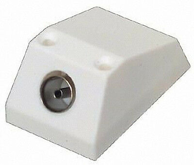 Coaxial TV Aerial Outlet Socket TV FM Surface Mount • 3.69£
