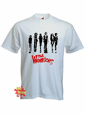 £13.99 • Buy THE WARRIORS 70s Cult Tv Movie Retro Cool T Shirt