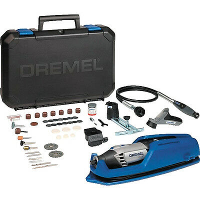 Dremel 4000-65 Rotary Multi Tool With Flex Shaft & Acc  • 98.60£