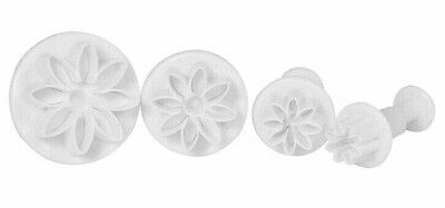 Daisy Plunger Cutters Marguerite Flower Icing Cake Decorating Sugarcraft Tools • 4.95£