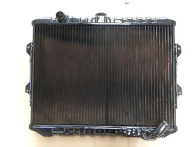 AU575.95 • Buy Radiator Mitsubishi Pajero NF NG NH 2.5Ltr Turbo Diesel 88-93 Manual 3 Row ADRAD