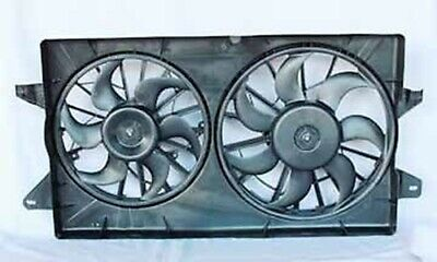 Fits 1999-2003 Ford Windstar Auxiliary Fan Assembly Dorman 53971RG 2000 2001 200