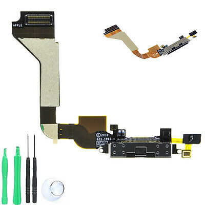 IPhone 4 4G Charging Block Data Sync Port Flex Cable • 3.95£